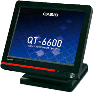 Casio QT-6600 Touchscreen Point of Sale POS System