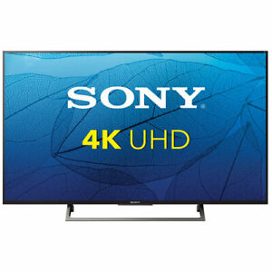 """Like New XBR65X850E Sony 65"""" 4K UHD LED HDR Android Smart TV"""