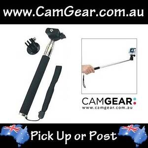 GoPro Selfie Pole Mount, New - Fits HERO 5 / 4 / 3+ / 3 / Session Surfers Paradise Gold Coast City Preview