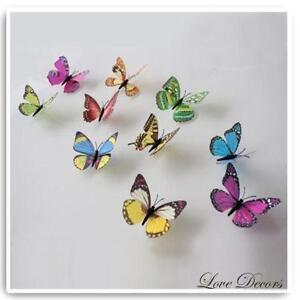3D ButterfliesHome, Furniture  DIY eBay