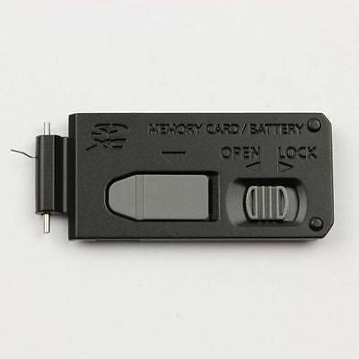 Panasonic Lumix DMC-LX7 Battery Cover Lid Door Replacement Repair Part - Black for sale  USA