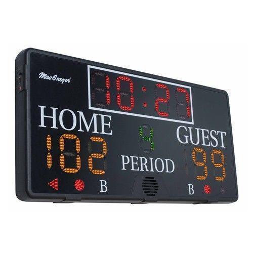 Electronic Scoreboard Ebay
