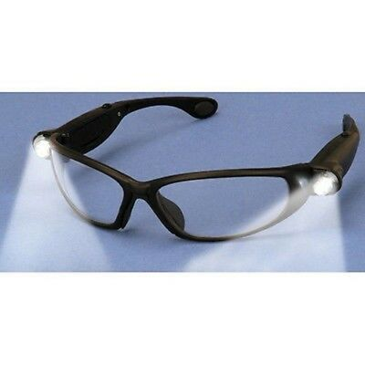 LED Lighted Safety Eye Glasses Eyeglasses Light Up Led Eye Safety