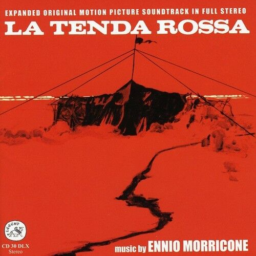 Ennio Morricone - La Tenda Rossa [new Cd]