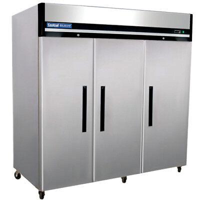 Reach-in Freezer - 3 Doors