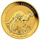 Australian Nugget/Kangaroo Business Gold Bullion Coins