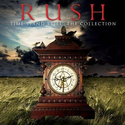 Rush   Time Stand Still  The Collection  New Cd
