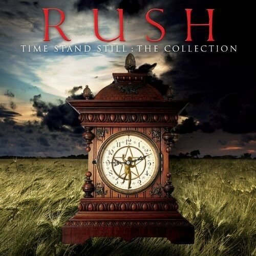 Rush - Time Stand Still: The Collection [new Cd]