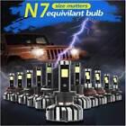 Unbranded/Generic Headlight Globe Bulbs LED Lights