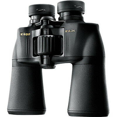Nikon 10x50 Aculon A211 Binocular (Black) 8248