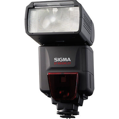 Sigma EF-610 DG ST Flash for Sony/Minolta Cameras