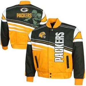 Green Bay Packers Jacket Ebay