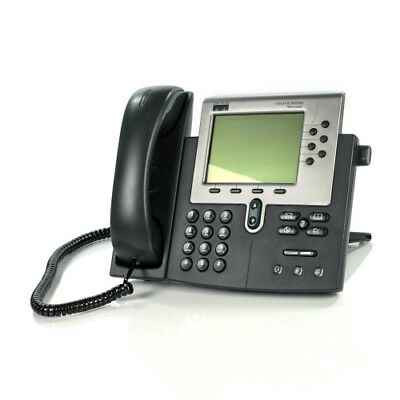 Cisco lot CP-7960G w// NEW handset and cord 7960 7960G FREE SHIPPING FOR 2+