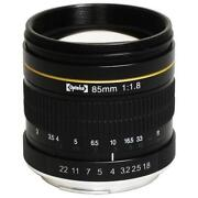 Canon Manual Lens