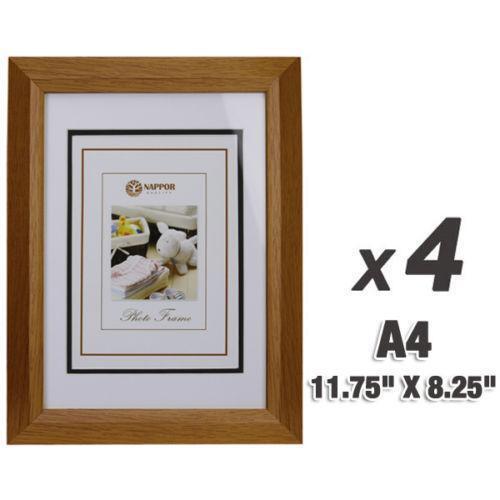 11 x 8 photo frame ebay. Black Bedroom Furniture Sets. Home Design Ideas
