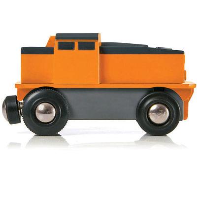 BRIO 33215 Cargo Battery Train for Wooden Train Set