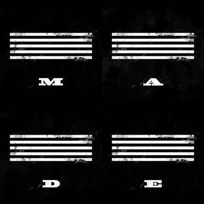 BIGBANG [MADE] SERIES Album E/e Random Ver. CD+Booklet+Card+Puzzle Ticket SEALED