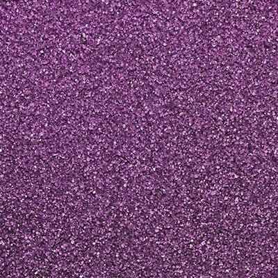 16oz PURPLE Bulk Color Resin Incense Burner Heat Absorbing / Decorating Sand - Colored Sand Bulk