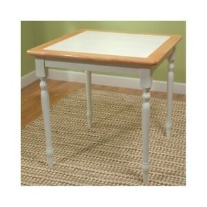 Tile Top Dining Table Ebay
