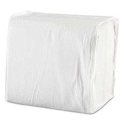 Morcon Paper Dinner Napkins 1-Ply 17 x 17 White 250/Pack 12 Packs/Carton 1717