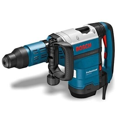 Bosch Demolition Hammer With Sds-max Professional Gsh9vc1500w