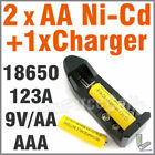 Unbranded AAA Multipurpose Battery Chargers for 18650