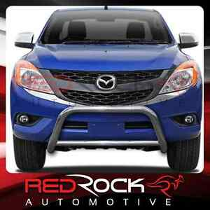 Mazda BT50 (09/2011 - present) Premium Stainless Steel Nudge Bar Minto Campbelltown Area Preview