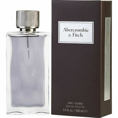 Abercrombie & Fitch First Instinct Men 1.7 OZ Open Box 99% Full 100% Authentic