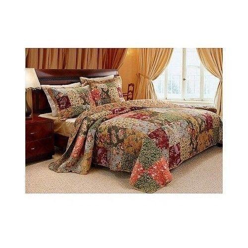 Country Bedspreads Ebay