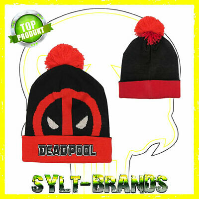 IE MÜTZE HAT CAP KAPPE DC 47 YOSHI DISNEY HATS CAPS MÜTZEN (Deadpool Hat)
