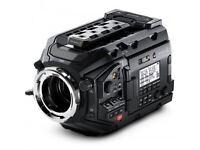 Blackmagic Design URSA Mini Pro Camcorder-Body only - Brand New