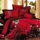 Red Rose Bedding