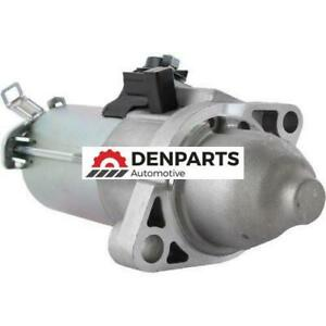 STARTER HONDA ACCORD 2008-2012 CR-V 2007-2011 ELEMENT 2009-2011 2.4L