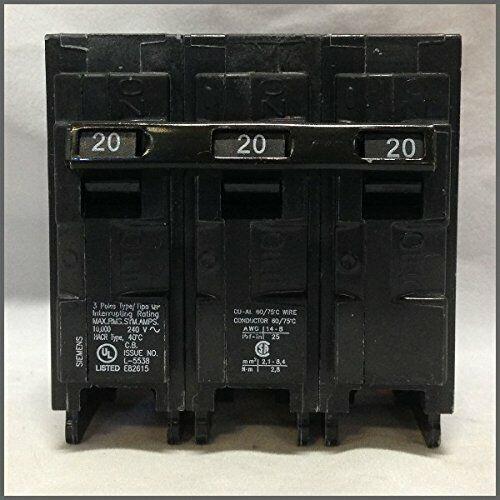 Q320 - Siemens Circuit Breakers