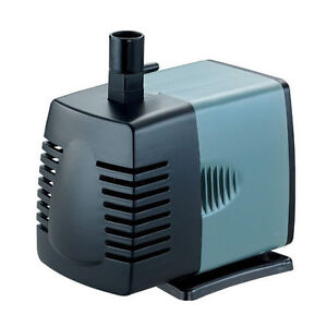 Submersible water pump fish pond aquarium tank waterfall for Best rated pond pumps