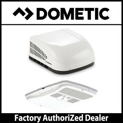 Dometic Duo Therm Brisk Air2 RV Air Conditioner 13.5 BTU With Ceiling Assembly