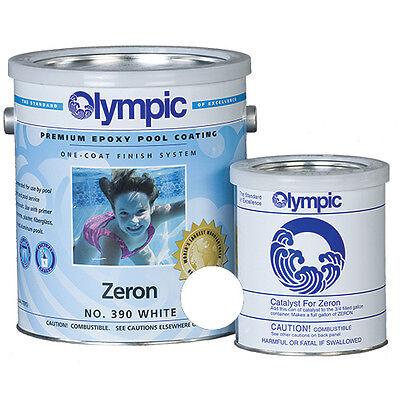 (Olympic Zeron Gallon One Coat Epoxy - White)