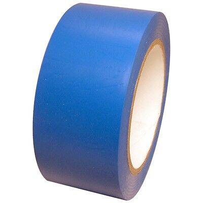 Medium Blue Vinyl Tape 2 Inch X 36 Yd. 1 Roll. Spvc