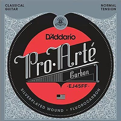D'Addario ProArte Carbon Classical Guitar Strings, Dynacore Basses, Normal Bass Classical String Basses