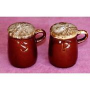 McCoy Salt and Pepper Shakers
