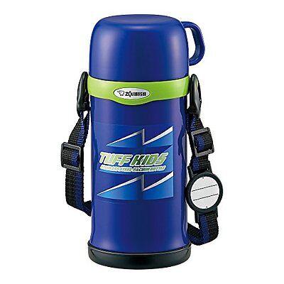 ZOJIRUSHI Stainless steel bottle water bottle cup 600ml Blue SC-MC60-AA Japan