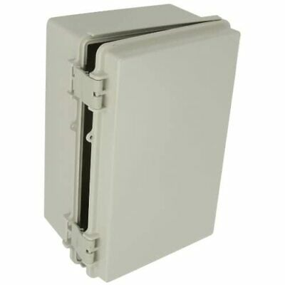 Bud Nema Plastic Box Solid Door Electrical Enclosure Waterproof Us Seller
