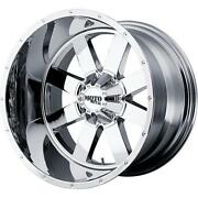 Ford F 150 Moto Metal Wheels