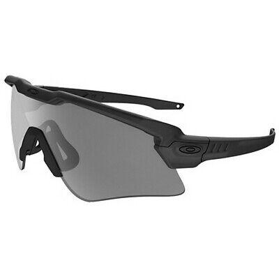 Oakley OO9296-04 M-Frame Alpha Ballistic Gray Lens Black Shooting/Safety (Oakley M Frame Safety Glasses)