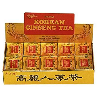 Prince Of Peace Instant Korean Panax Ginseng Tea - 100