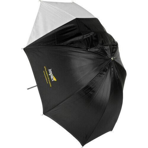 "Impact 45"" Black / White Umbrella UBBW45 NEW"