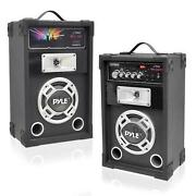Pyle DJ Speakers
