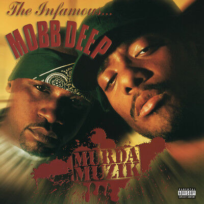 Mobb Deep - Murda Muzik [New Vinyl LP] 140 Gram Vinyl, Download Insert