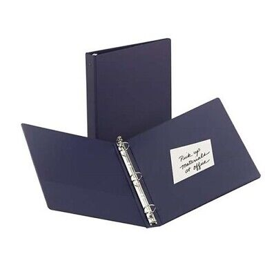 - Avery Economy Round Ring Reference Binder 2inch Capacity Blue