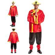 Chinesen Kostüm